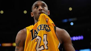 More than 1.5 million sign petition to redesign NBA logo in Kobe Bryant's image