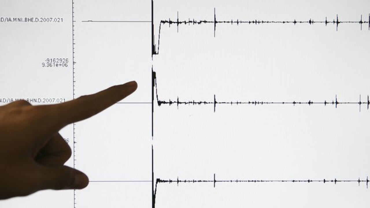 No damage reported following eastern Idaho earthquake