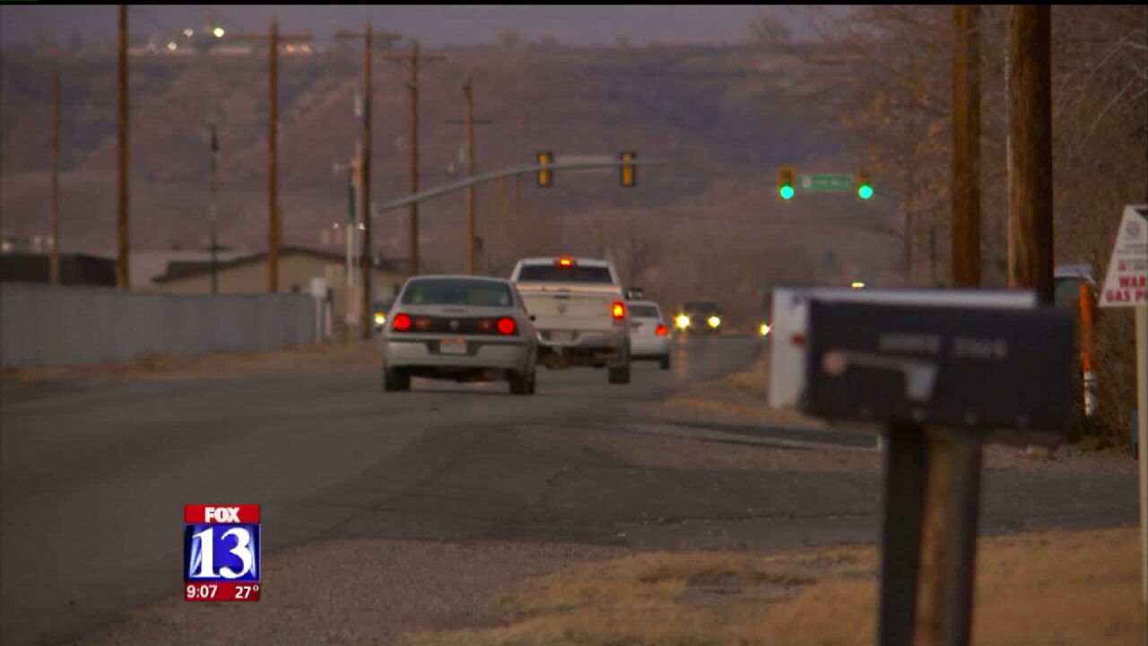 Two-year-old Uintah County girl dies in accidental shooting