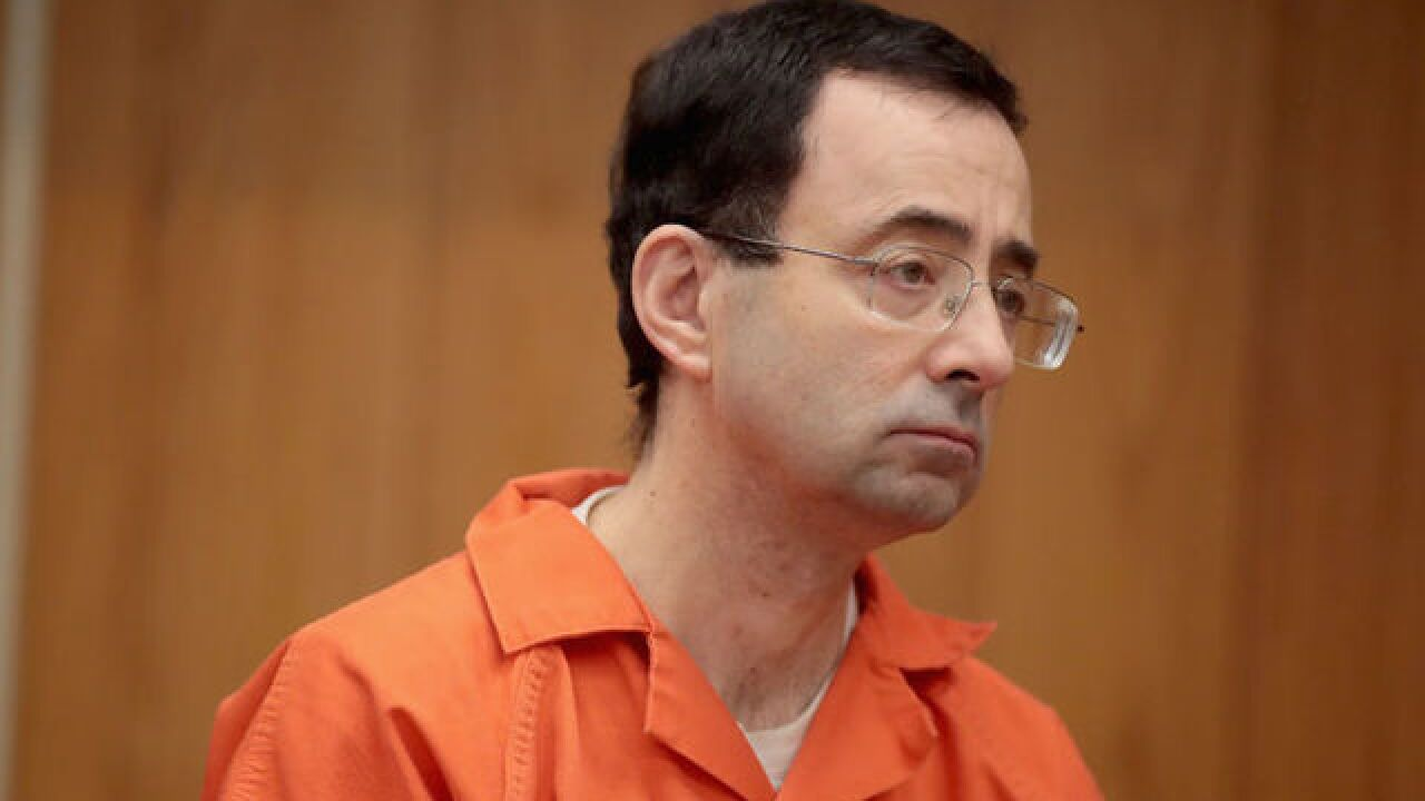 Justice Department is investigating how the FBI handled claims against Larry Nassar, report says