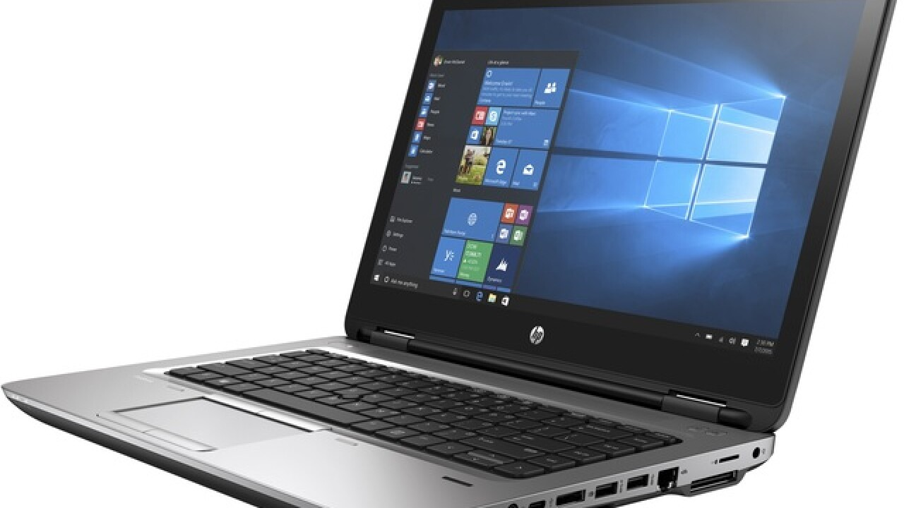 HP recalls 50K lithium-ion laptop batteries that could overheat, catch fire