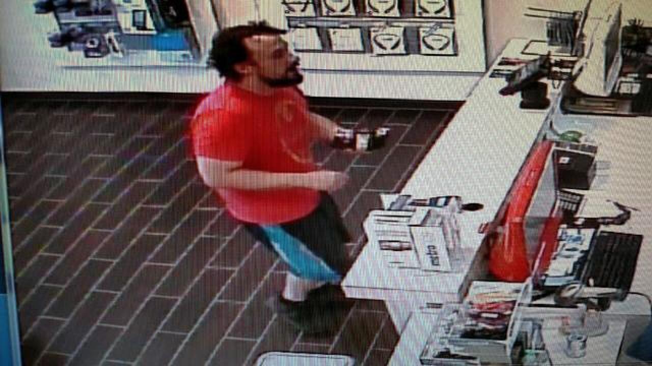 Manhunt underway for suspect in Warren murder