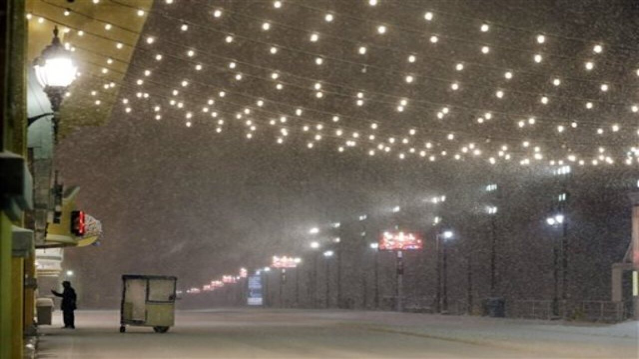 Photos: East Coast blizzard 2016