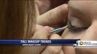 Empire Beauty School's Fall Makeup Trends