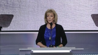 RNC speaker pulled after anti-Semitic messages
