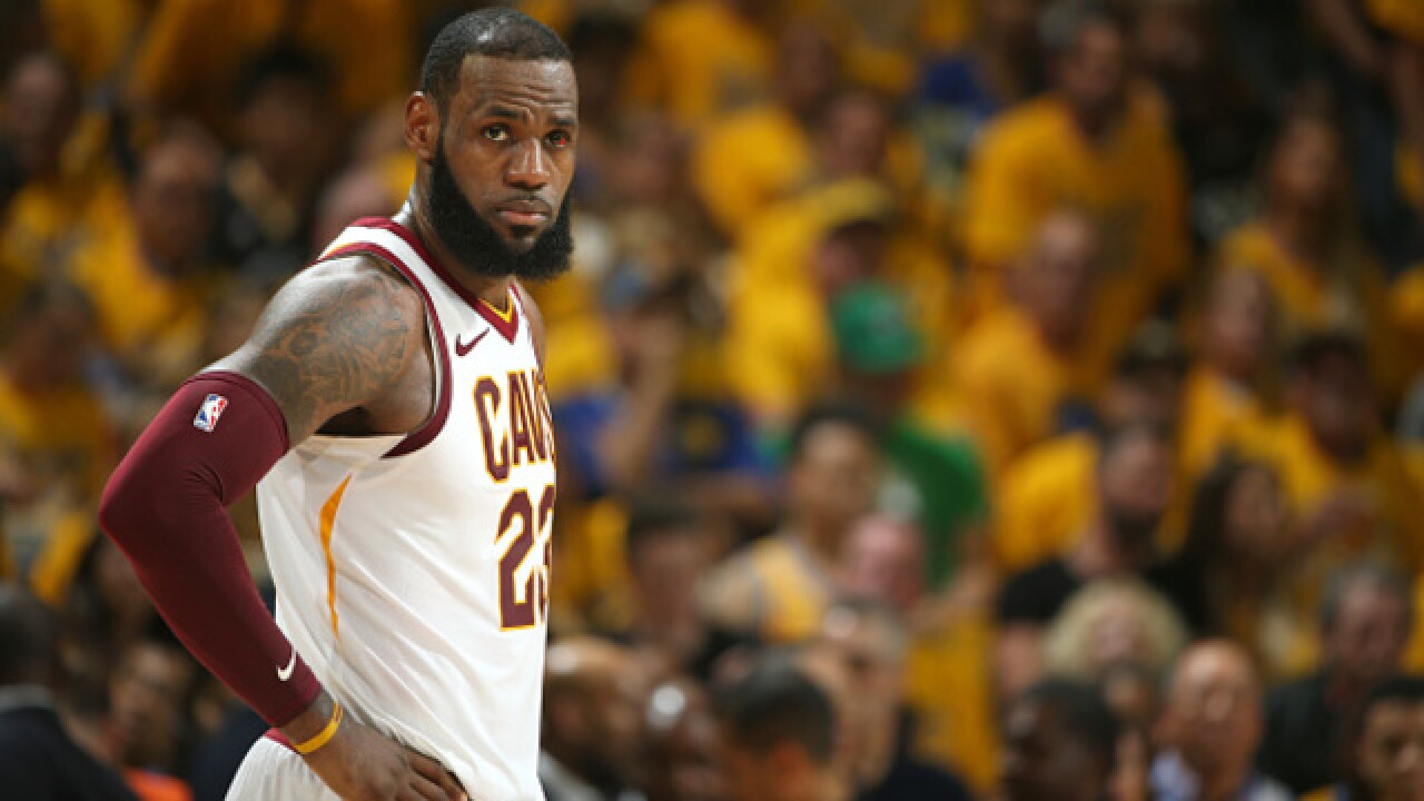 Cavaliers facing critical Game 3 vs. Warriors in NBA Finals
