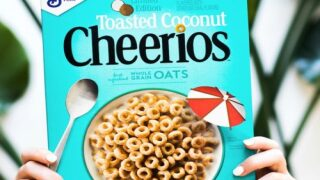 You Can Now Buy Toasted Coconut Cheerios