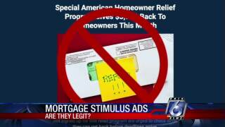 DWYM: Be careful of ads promising new homeowner stimulus plans