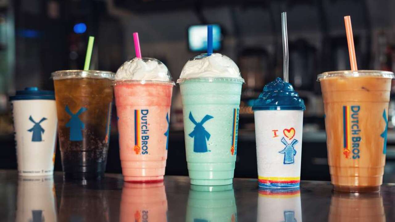 New Dutch Bros location opening New Year's Day on baskin-robbins location map, dunkin' donuts location map, carl's jr. location map, burger king location map, krispy kreme location map, baja fresh location map, cold stone creamery location map, el pollo loco location map, dairy queen location map, outback steakhouse location map, wendy's location map, jack in the box location map, del taco location map,