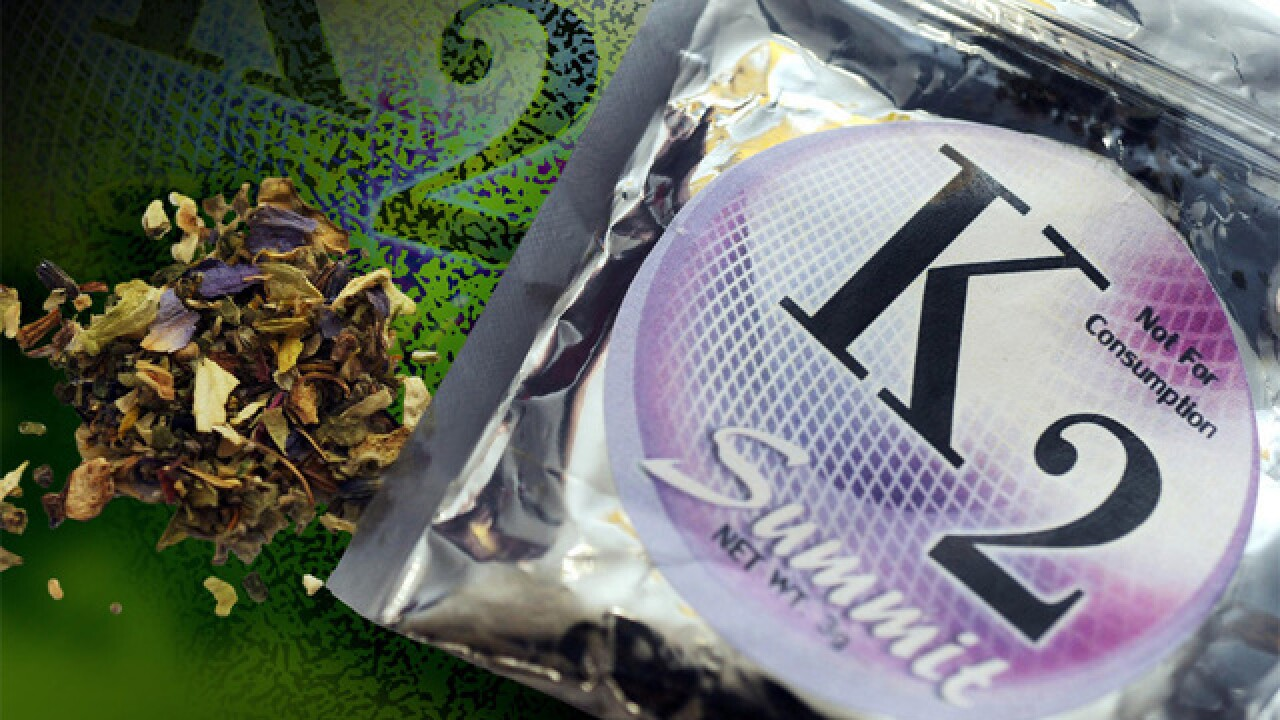 Possible synthetic marijuana hospitalized 25 people in New York