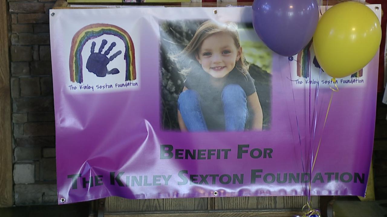 Kinley Sexton foundation
