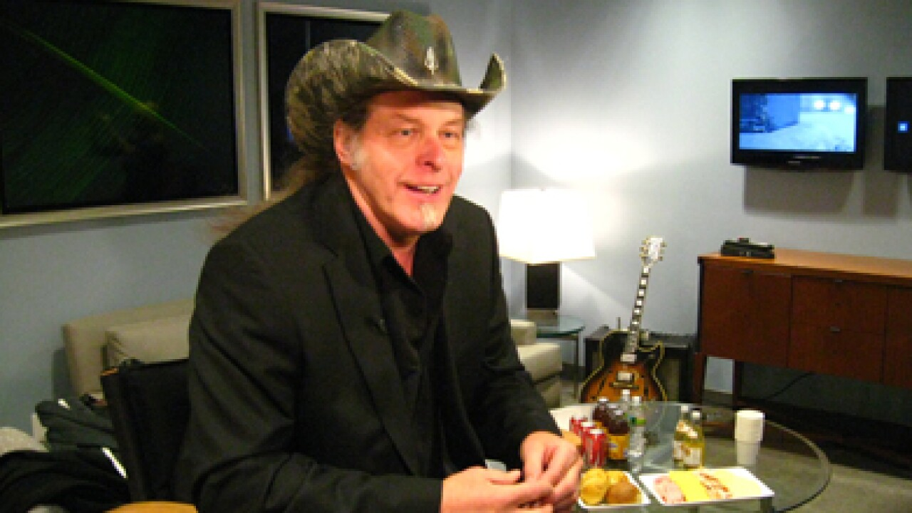 Army cancels Ted Nugent's performance over Obama comments