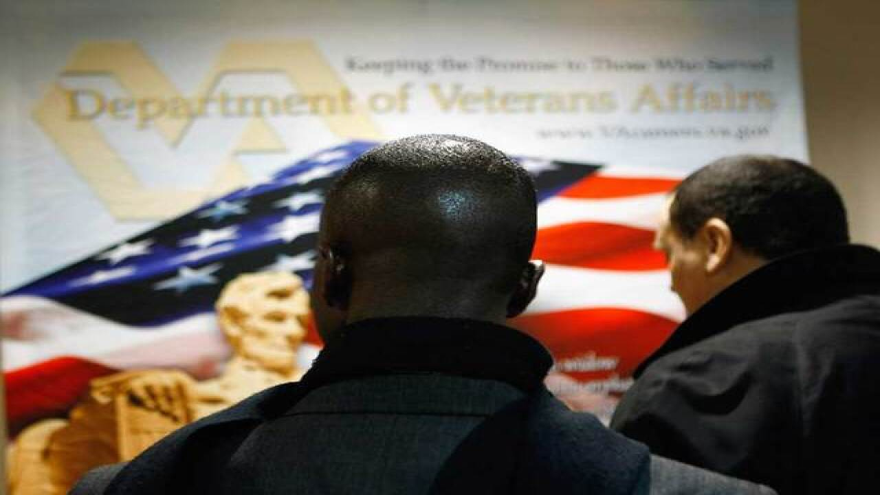 Veterans Affairs study: 20 veterans commit suicide each day