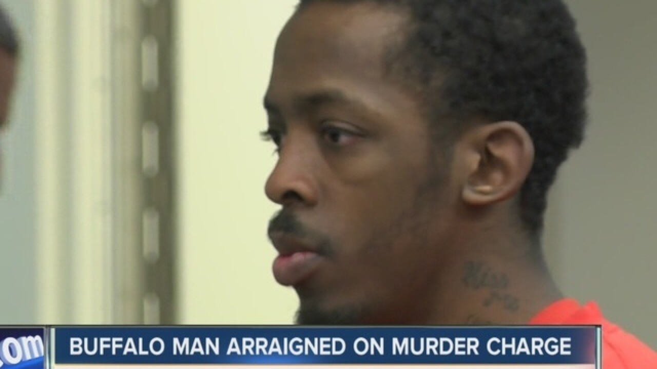 Buffalo man sentenced for strangling mother of his child