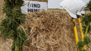 Fort Benton breaks ground on one-of-a-kind hemp processing plant