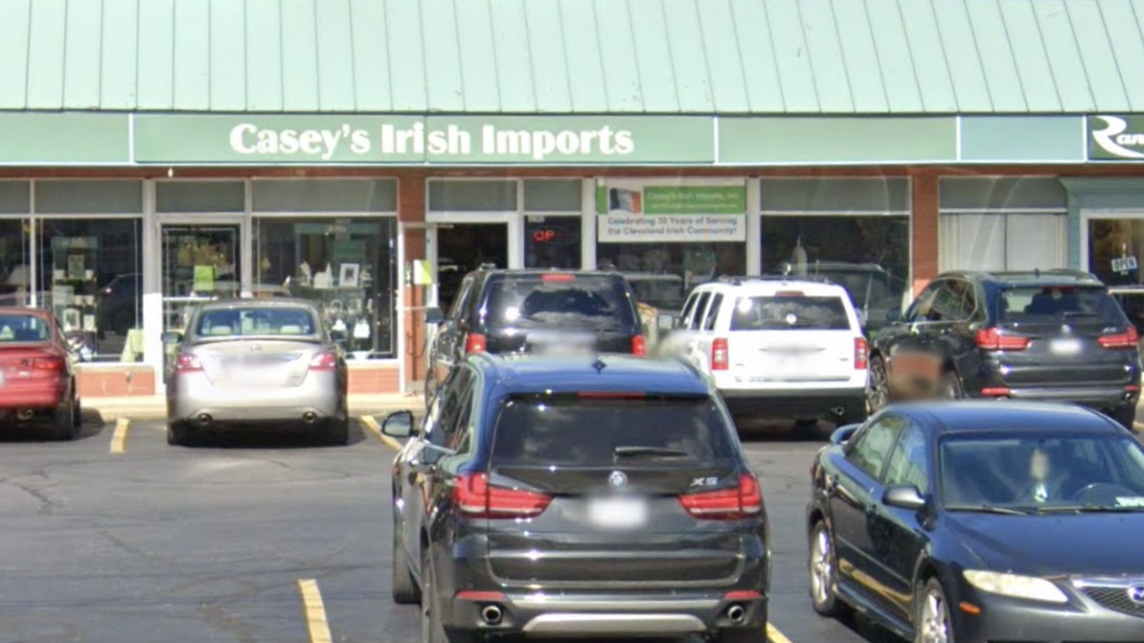 File image of outside of Casey's Imports.