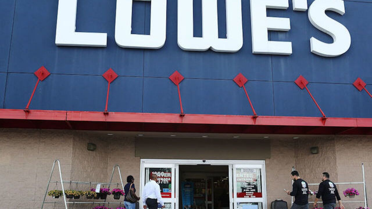 Lowe's is closing 51 stores in the US and Canada