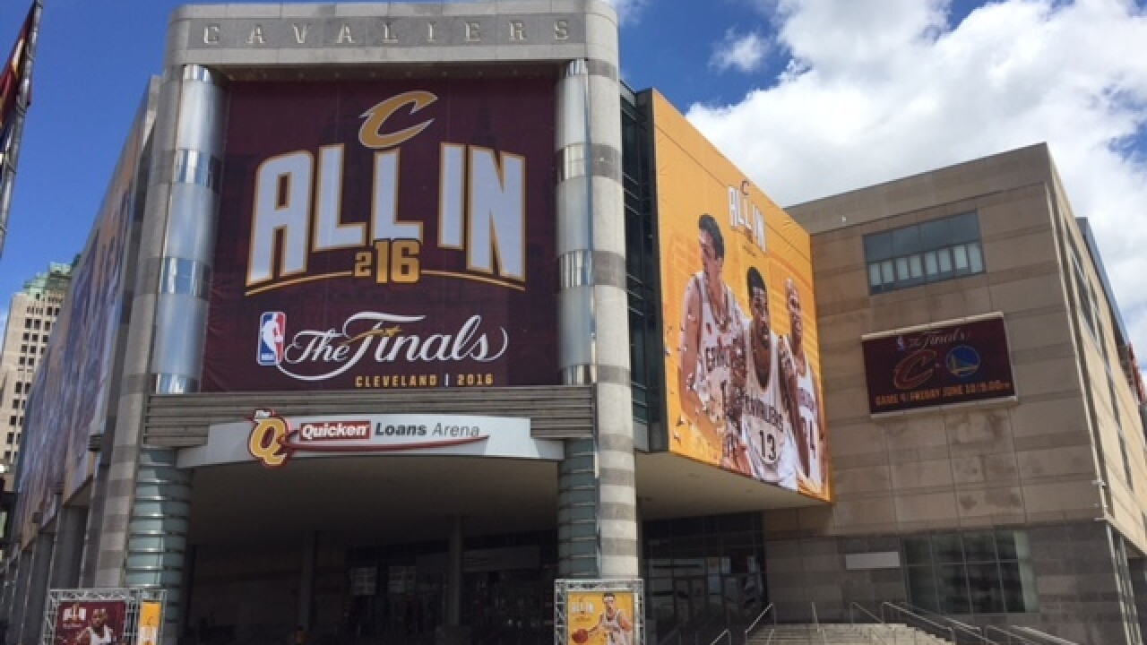 Leaders hope NBA Finals, RNC will boost Cleveland's self-esteem on national stage