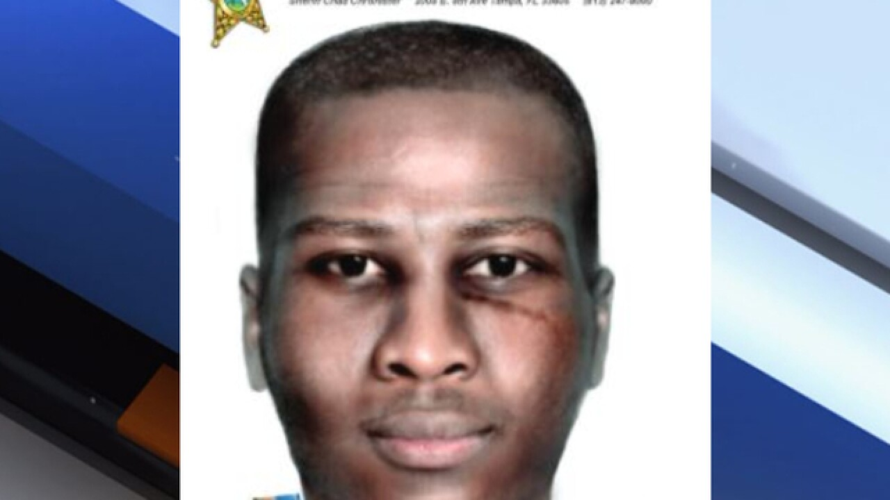 Detectives: Man targeting homeless woman