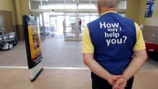Walmart not hiring holiday workers, will give extra hours to existing workers instead