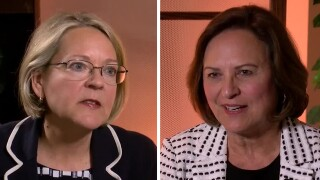 Election 2018: Raybould, Fischer debate