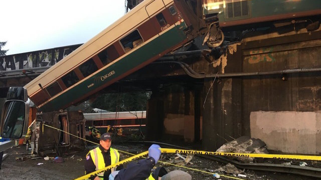 Workers say they warned Amtrak before deadly crash