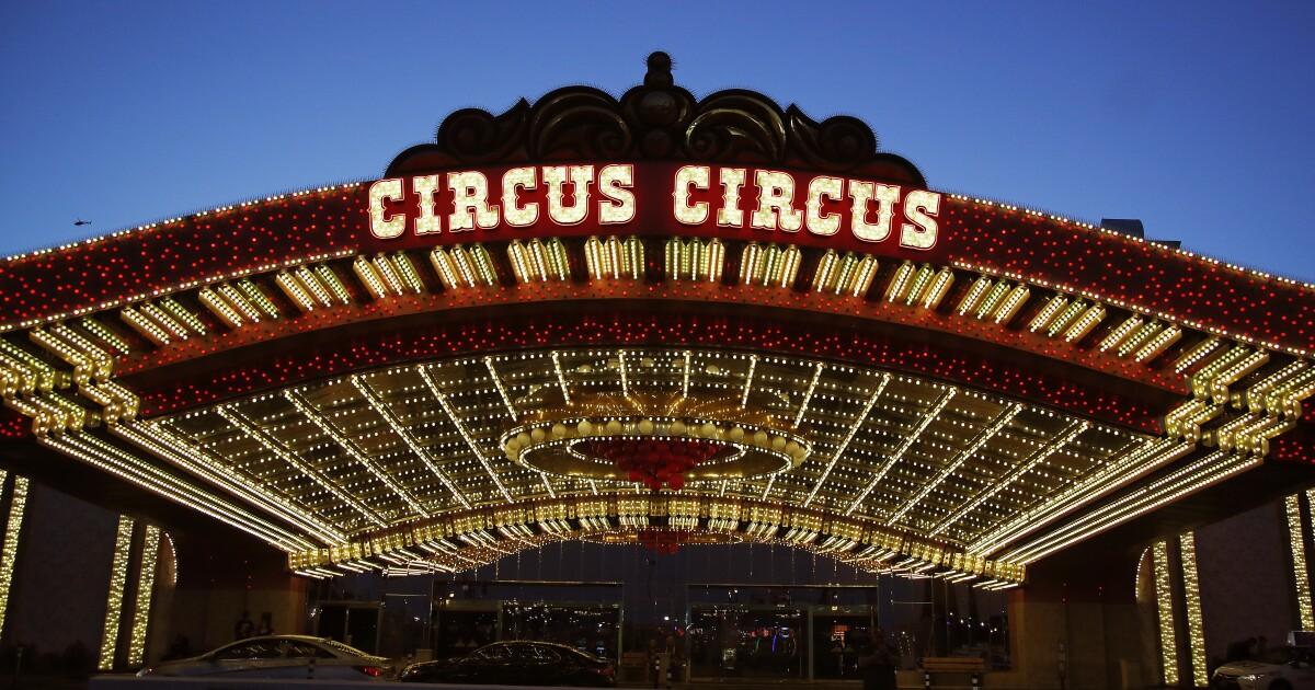 Fight at Circus Circus hotel-casino causes panic when someone yells 'gun!'