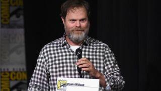 Rainn Wilson San Diego Comic Con 2017