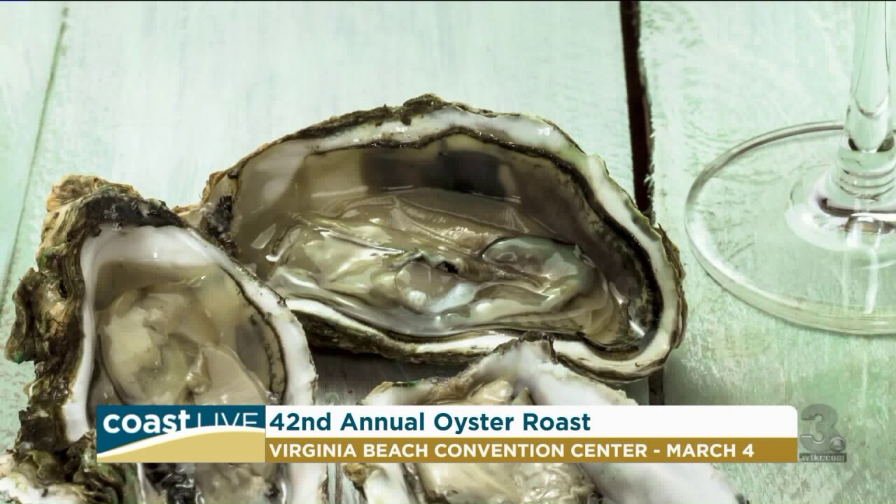 Shucking, pairing and preparing for a big Oyster Roast on CoastLive