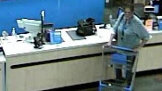 Woman wanted in questioning of Ville Platte theft
