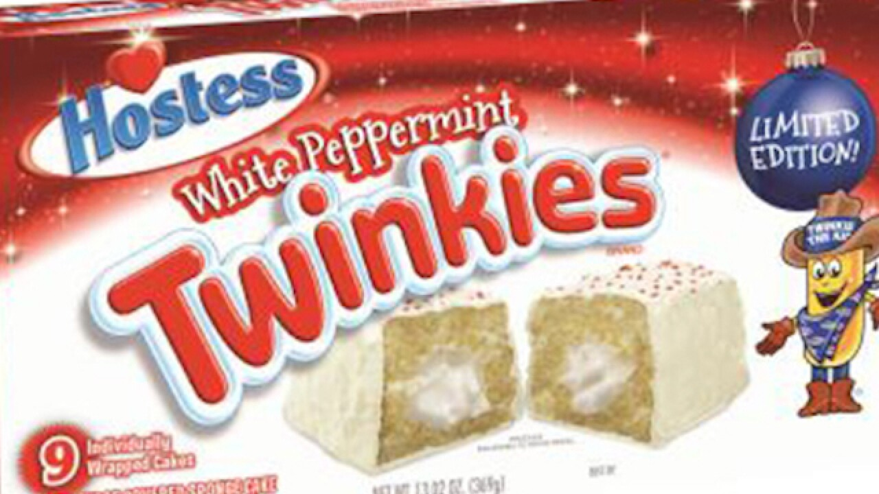 Hostess recalls limited-edition Twinkies over health risk