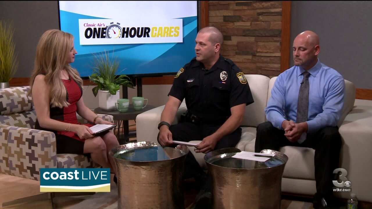 Virginia Beach Project Lifesaver helps find missing adults and children on CoastLive