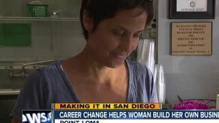 Single mom uses free training to switch jobs