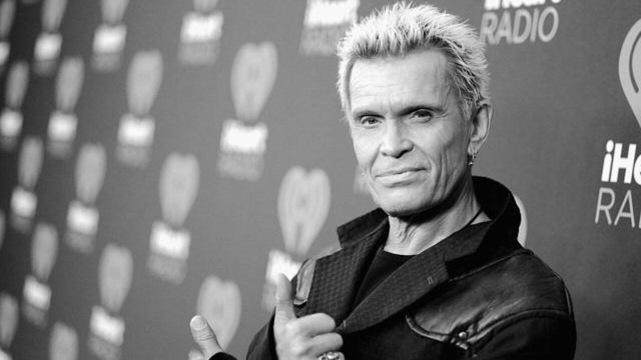 Woman suing Billy Idol for standing her up in Las Vegas
