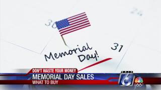 DWYM: What to buy during Memorial Day sales