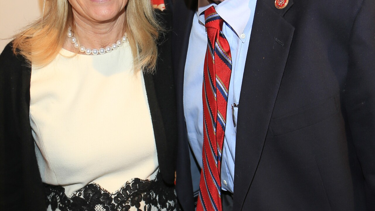 Debbie Dingell describes husband's last days in heartfelt Facebook post