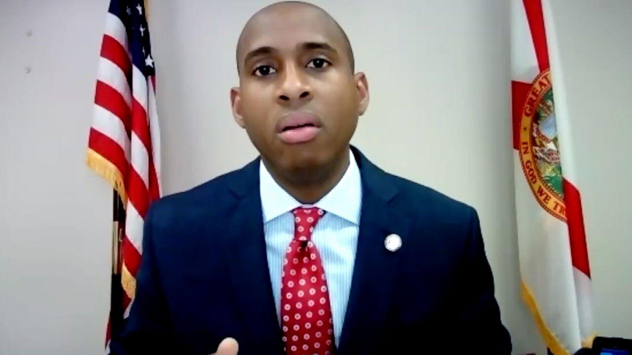 State Rep. Omari Hardy