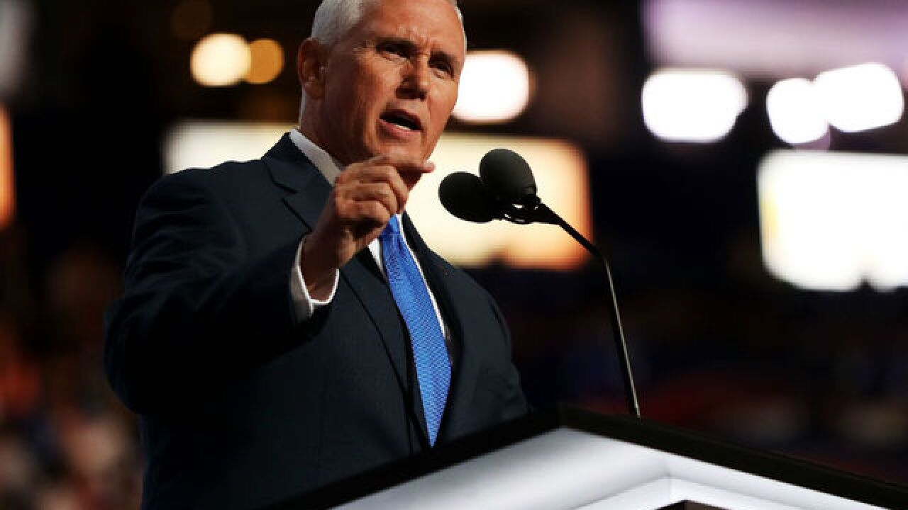 Vice President Mike Pence to visit Phoenix on Tuesday