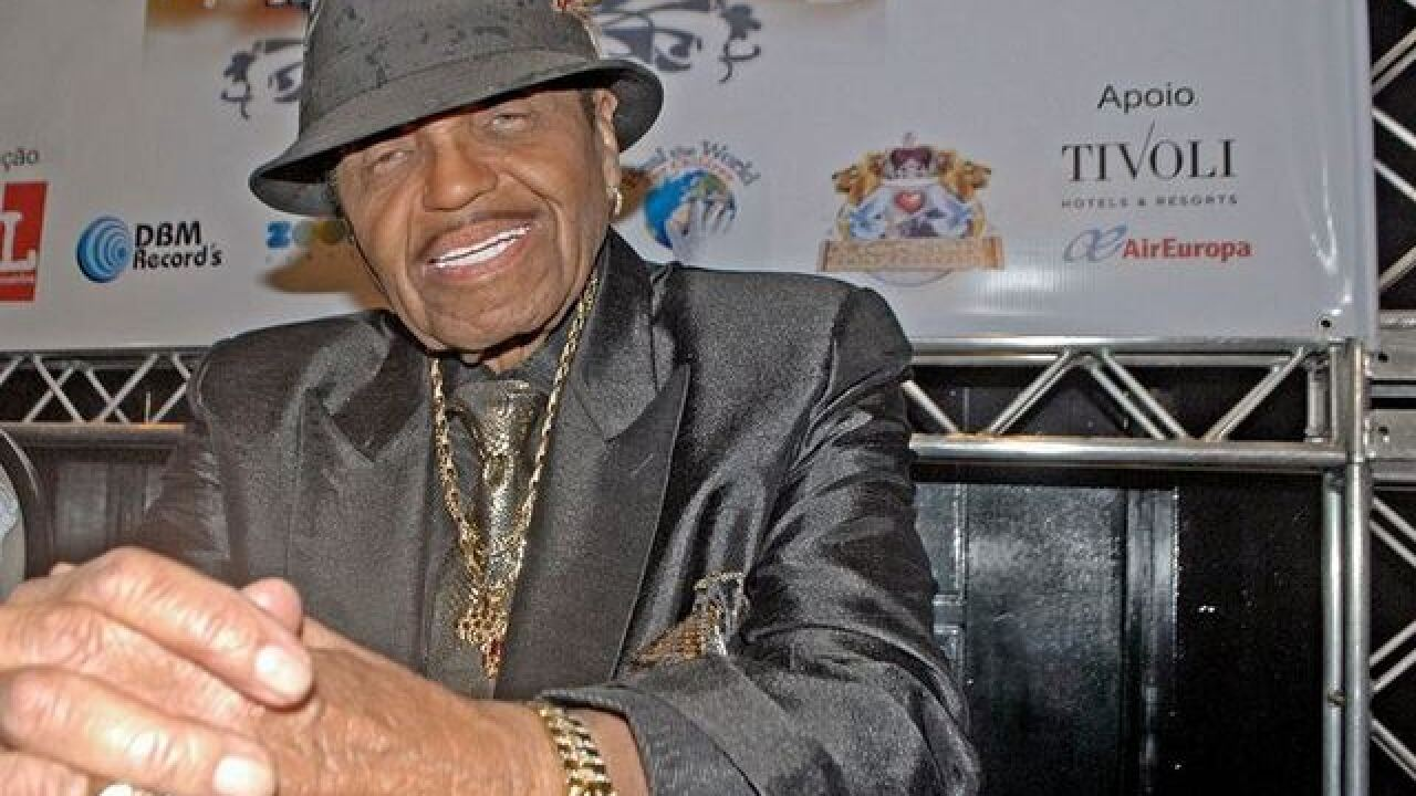 Joe Jackson gives health update after Las Vegas car crash