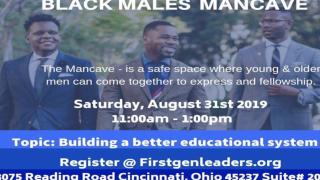 Black Males Mancave