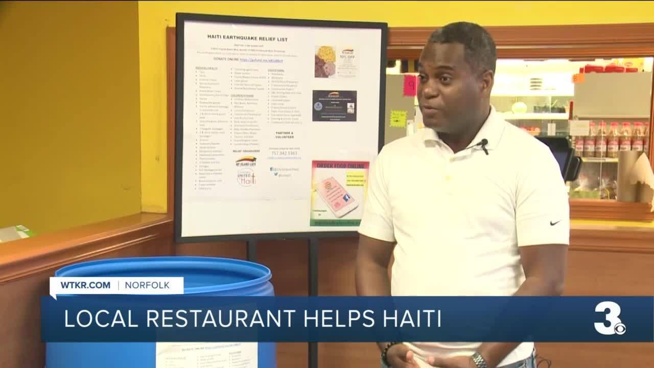 MP Island Cafe Haiti relief.jpg
