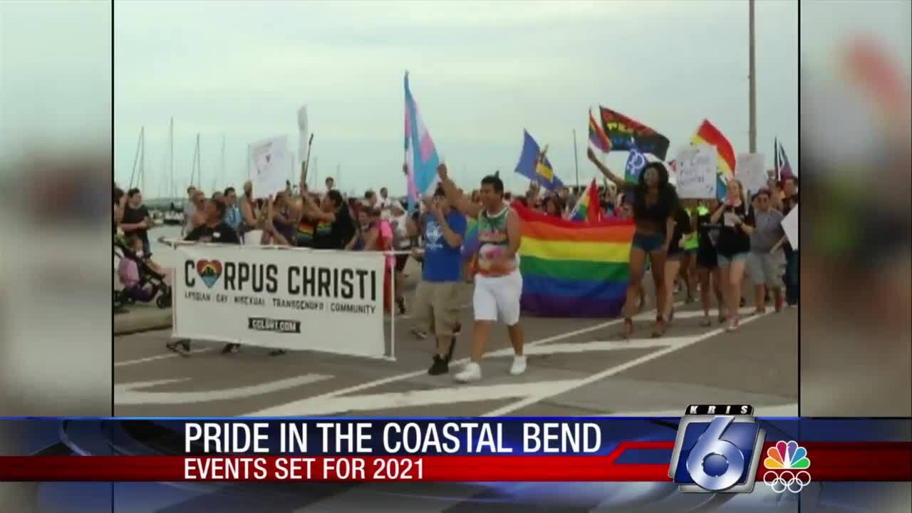 Corpus Christi Pride is back this year