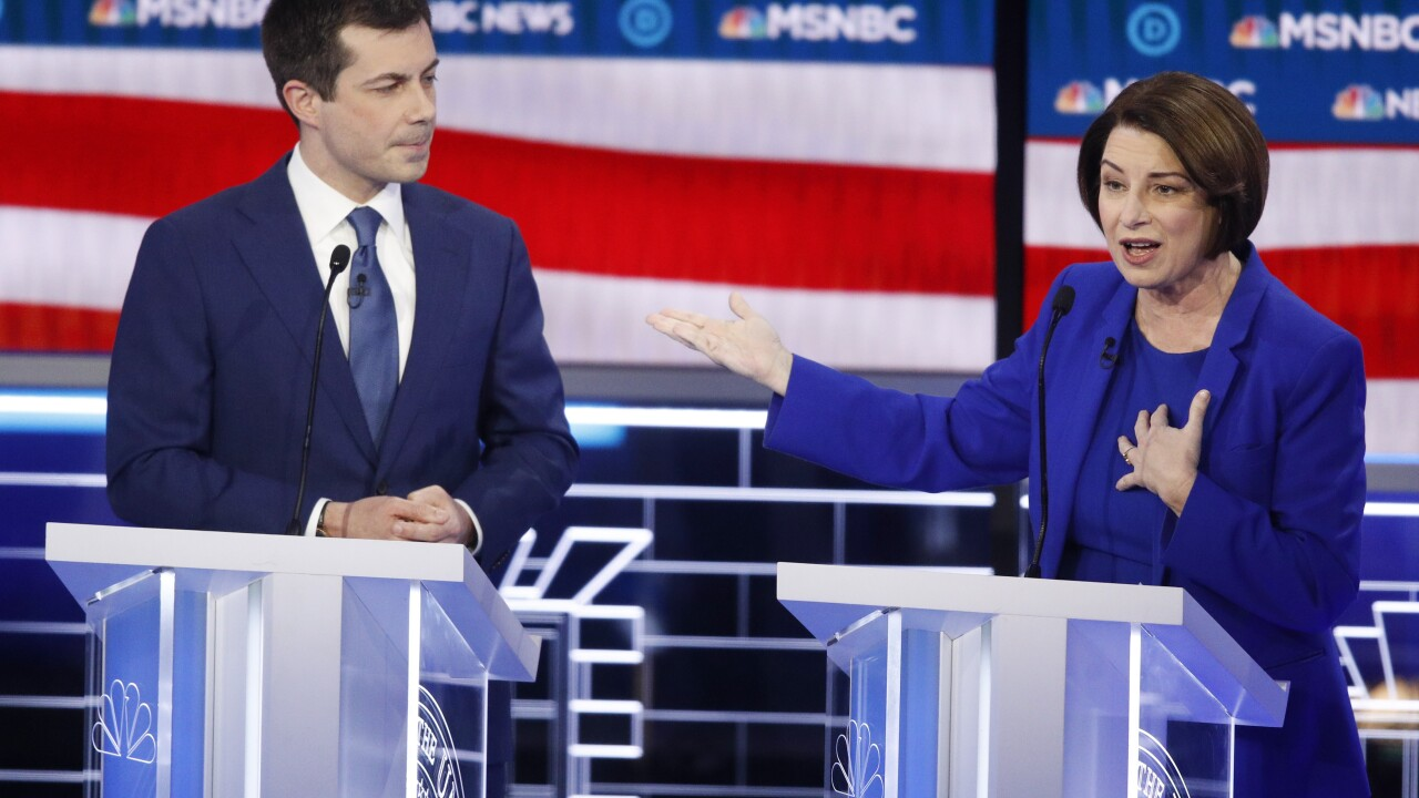 Buttigieg and Klobuchar expected to endorse Biden for president, reports say