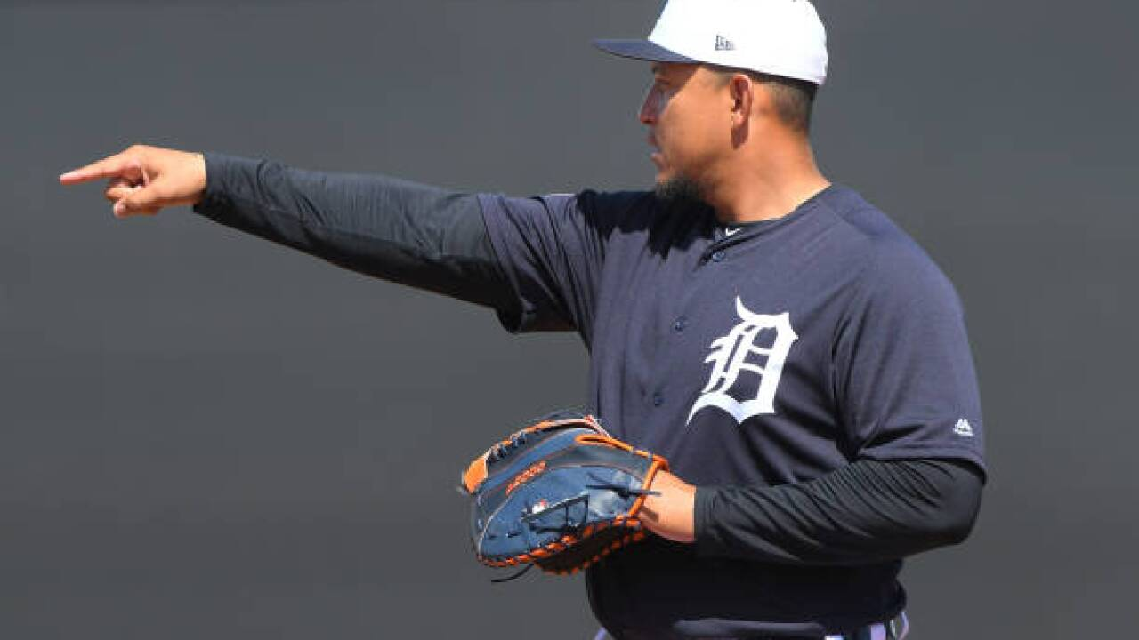 Miguel Cabrera pulls off hidden-ball trick in Tigers win over Twins
