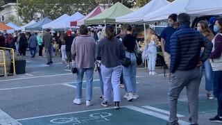 The Downtown San Luis Obispo Farmers' Market