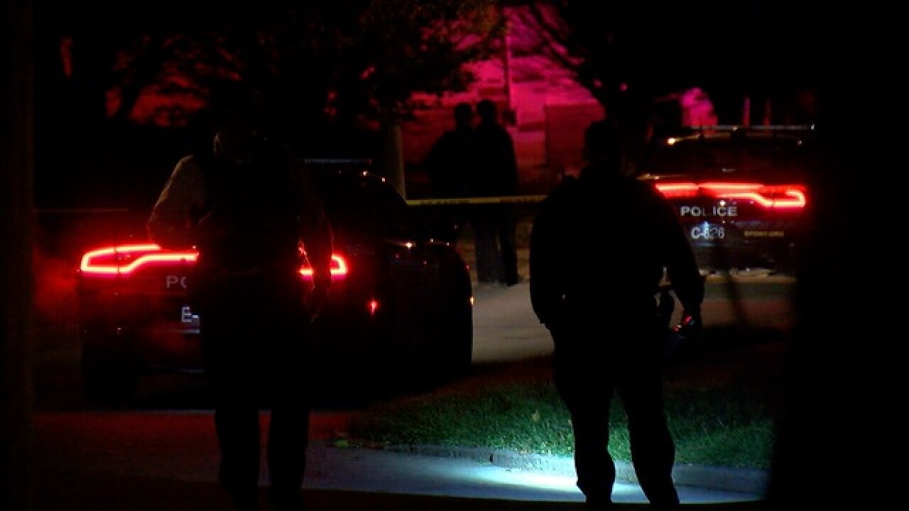 AMR: Person hospitalized following overnight shooting on Buffalo's East Side