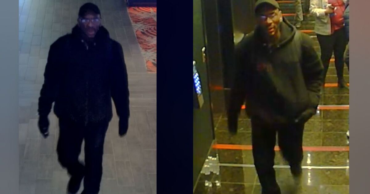 Vegas PD: Suspect sought after woman robbed, beaten on Fremont Street