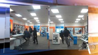 Tehachapi Armed Robbery Suspects