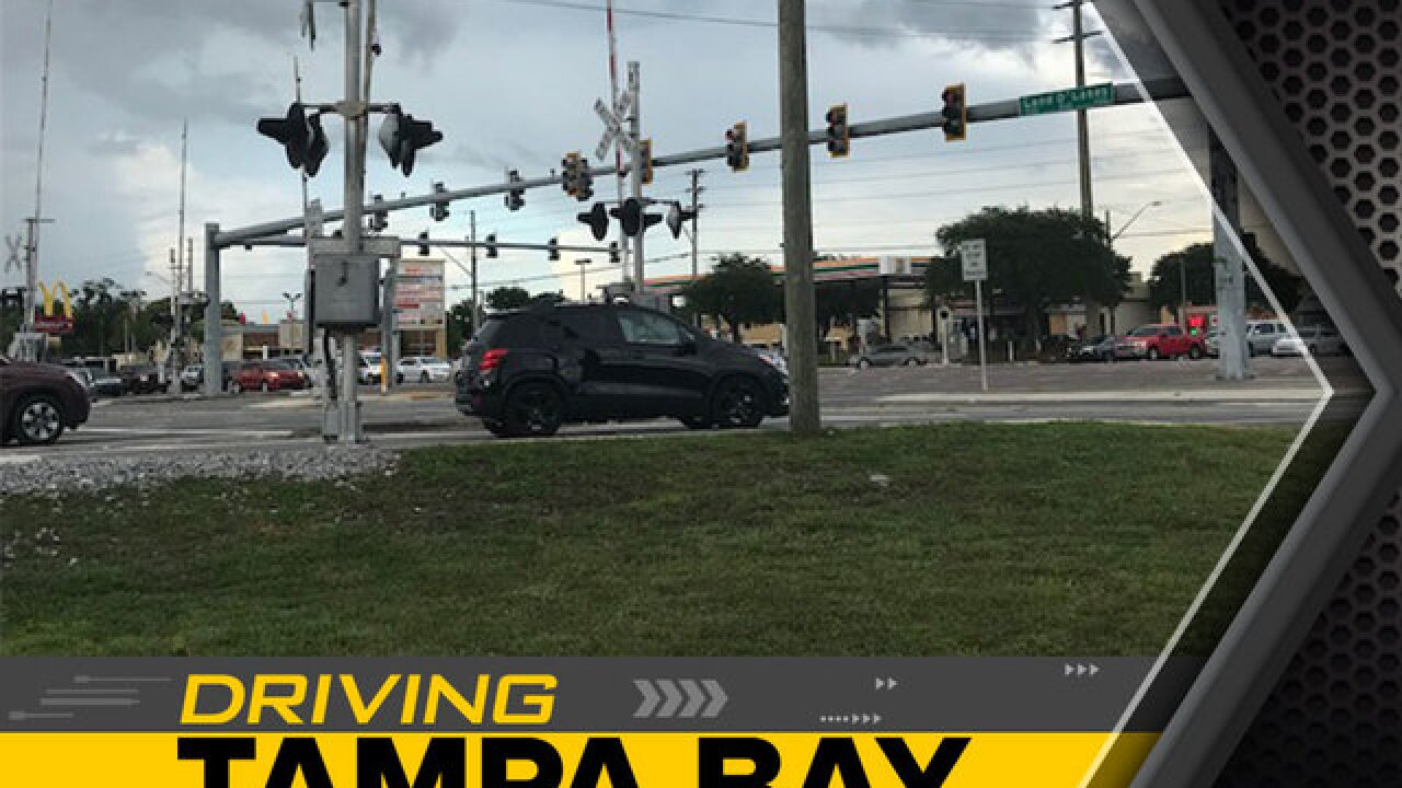 Drivers say intersection of State Road 54 and U S  41 in