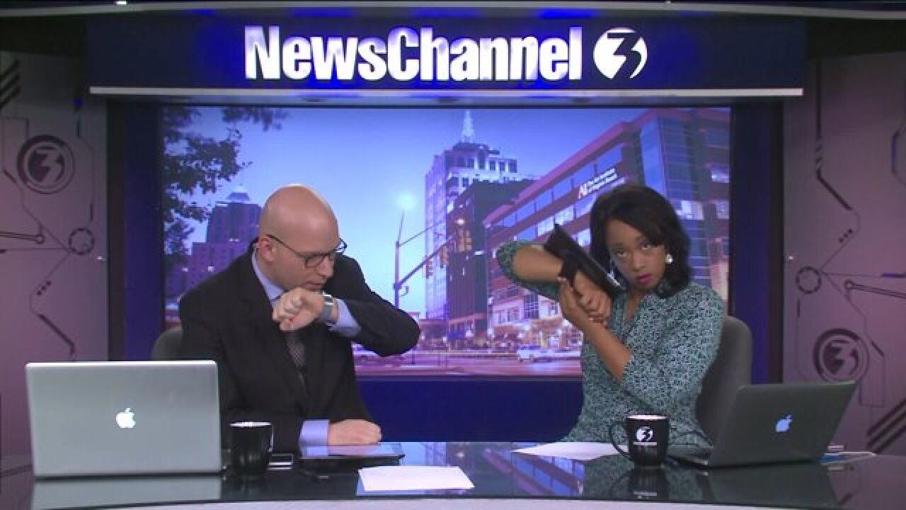 WATCH: Jessica and Blaine discuss the new AppleWatch